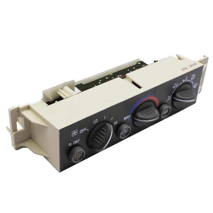 A/C Heater Control Pannel